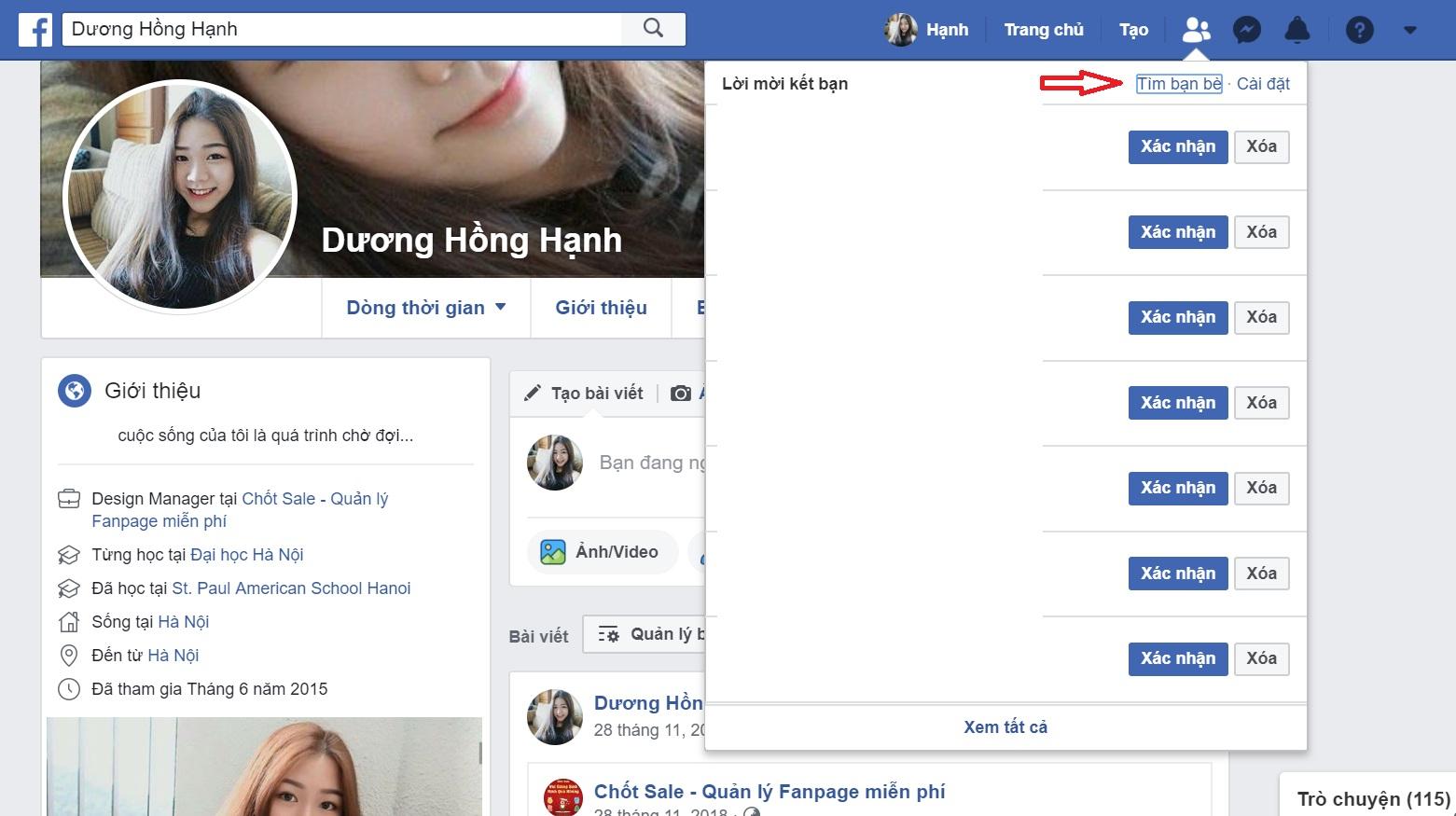 cách tăng lượt theo dõi facebook