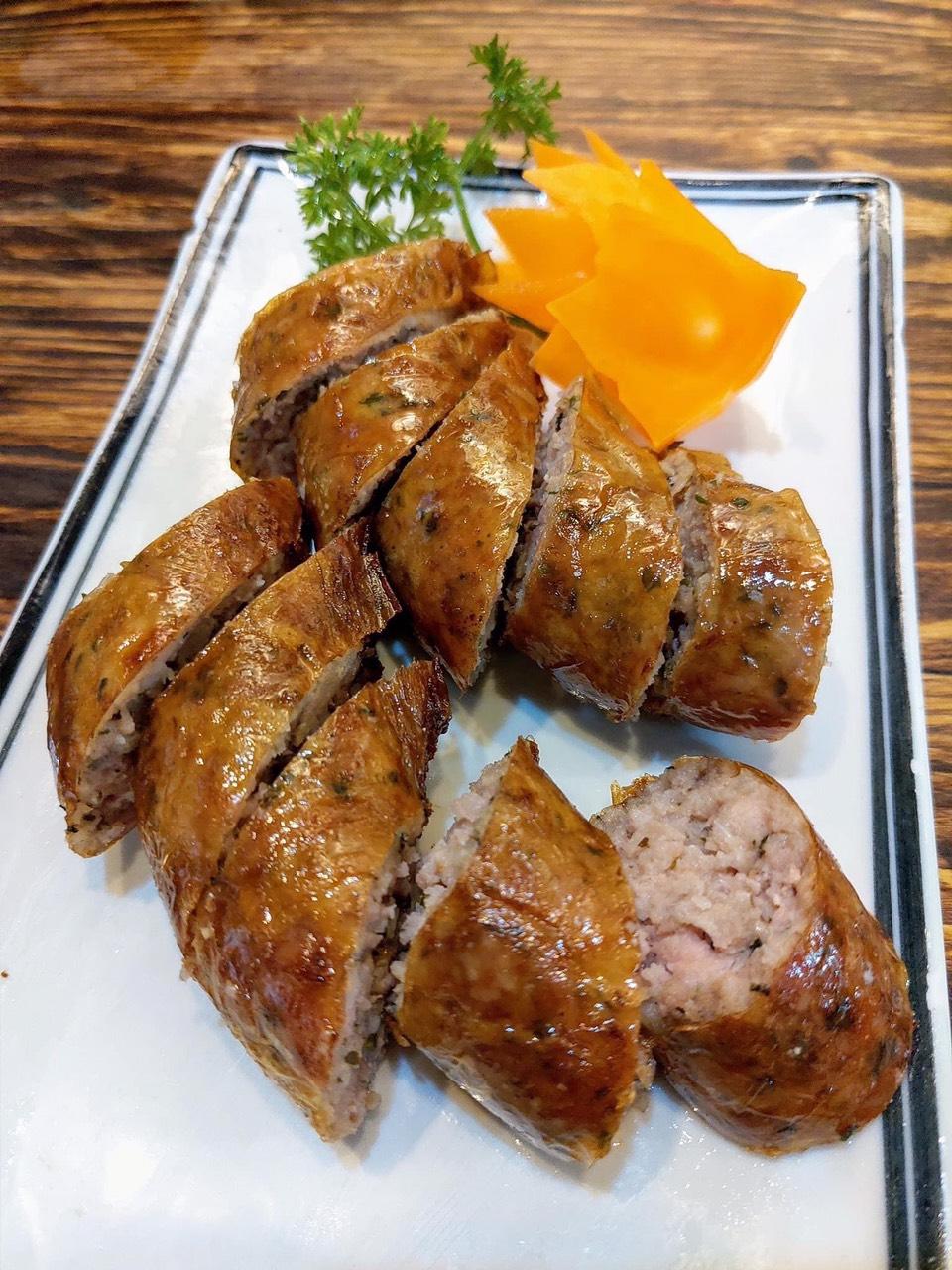 Những món ăn được chế biến bởi các đầu bếp nhiều năm kinh nghiệm