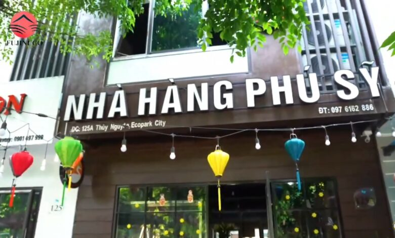 Photo of Review chi tiết Nhà Hàng Phú Sỹ – Nhà Hàng ăn ngon ở Ecopark