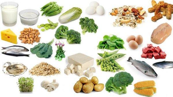 Chế độ dinh dưỡng sẽ giúp nâng cao hiệu quả tập luyện