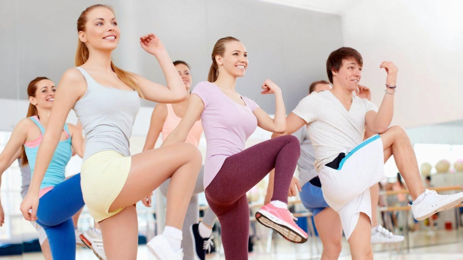 aerobic giảm mỡ bụng