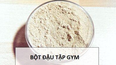 Photo of Bột đậu tập gym có tác dụng gì Sử dụng như thế nào