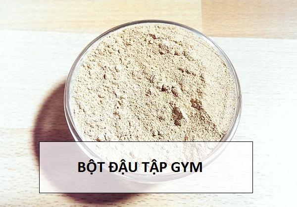 Bột đậu sẽ cung cấp một lượng lớn protein cho cơ thể