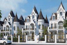 Photo of Helianthus Center Red River: biệt thự lâu đài Đông Anh kiến trúc cổ điển Pháp